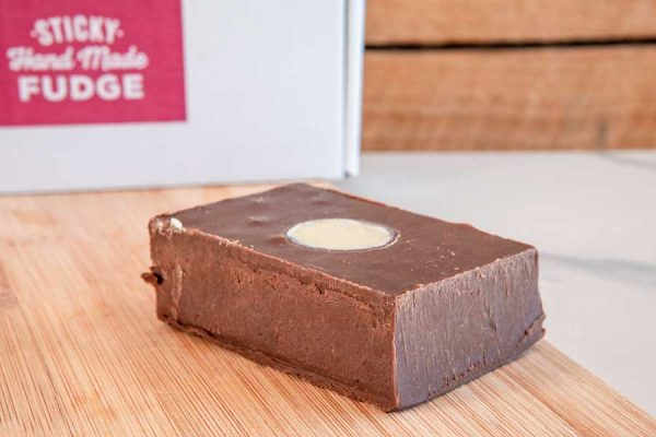 A decadent & tasty treat - Jack Daniel's Tennessee Whiskey handmade fudge