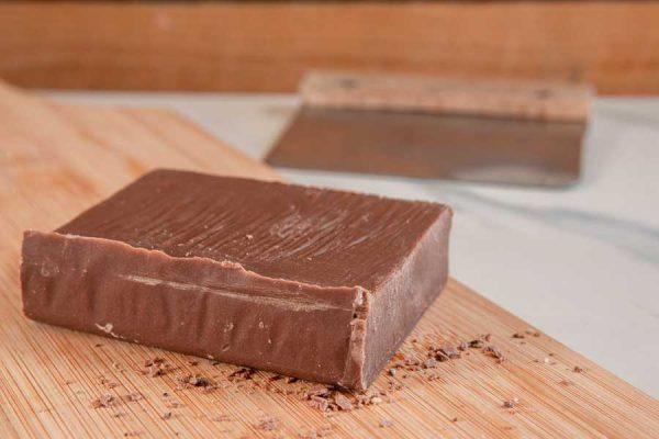 Nutella Hazelnut Chocolate Handmade Fudge by Sticky Chocolate Ltd-no-logo