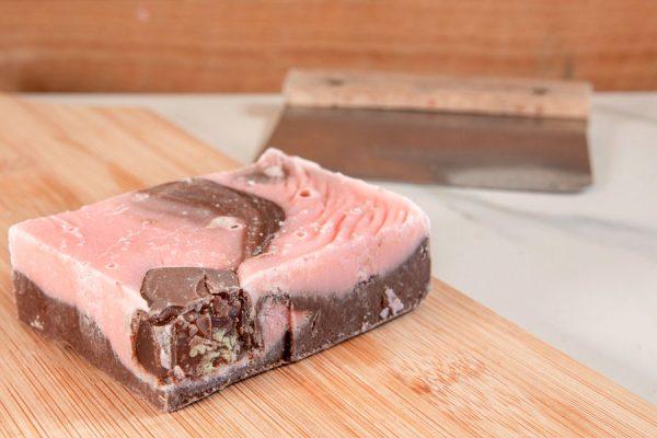 Turkish Delight Handmade Fudge by Sticky Chocolate Ltd