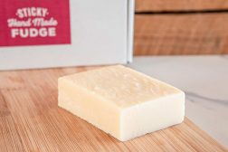 A simple classic, Vanilla Handmade Fudge