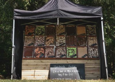 Find our delicious fudge at festivals & stockists in Lytham, Blackpool & across Lancashire & the UK