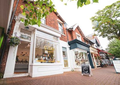 Visit us at our Clifton Street store in Lytham, Lancashire
