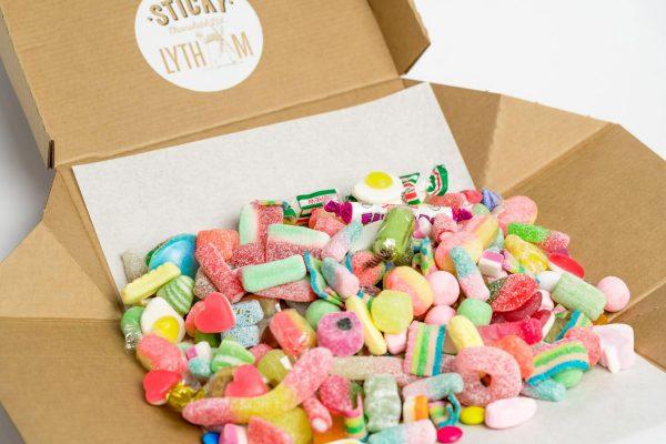Sticky Chocolate Ltd Pick n Mix Sweets